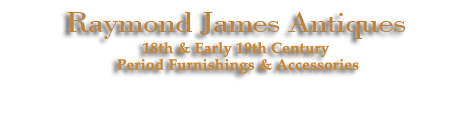 Raymond James Antiques