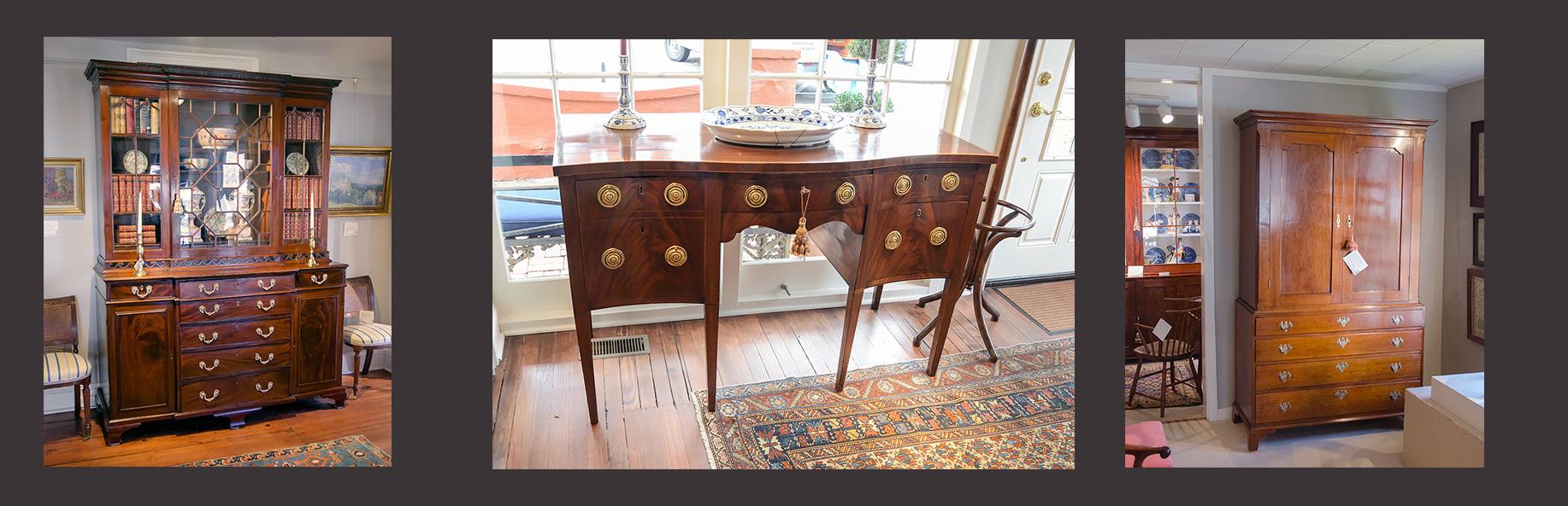 . Philadelphia area Antique Dealer of 18th  19th Century Antiques