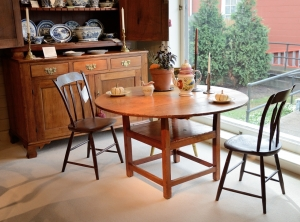 Country Chair Table