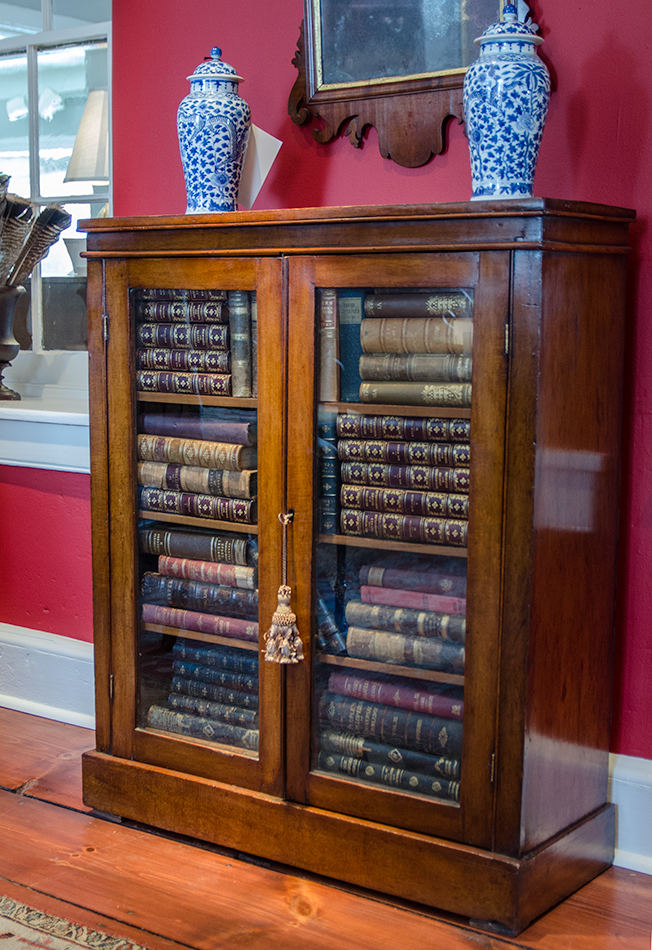 William IV Diminutive Bookcase
