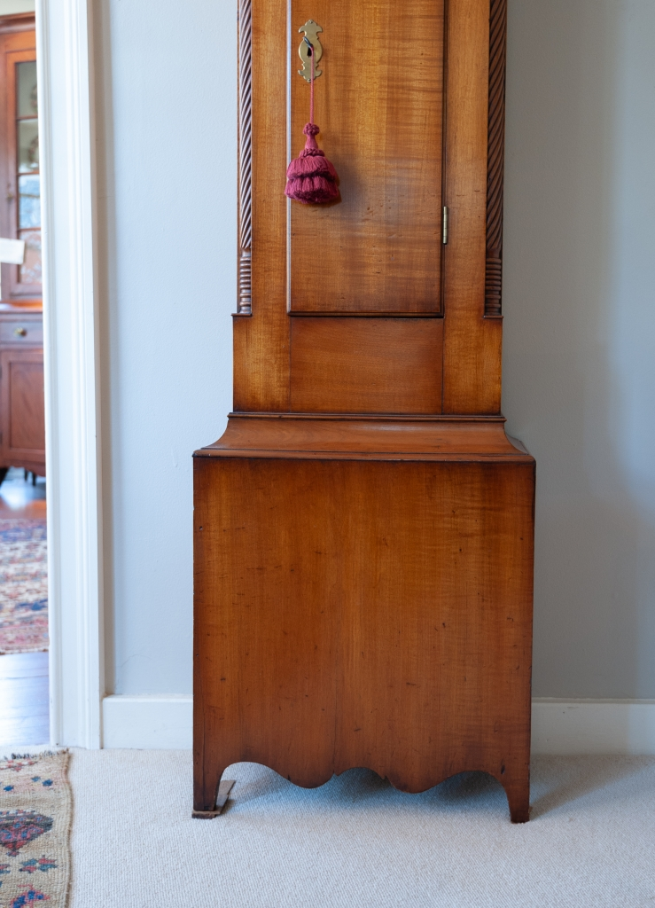 Tall Case Clock Base