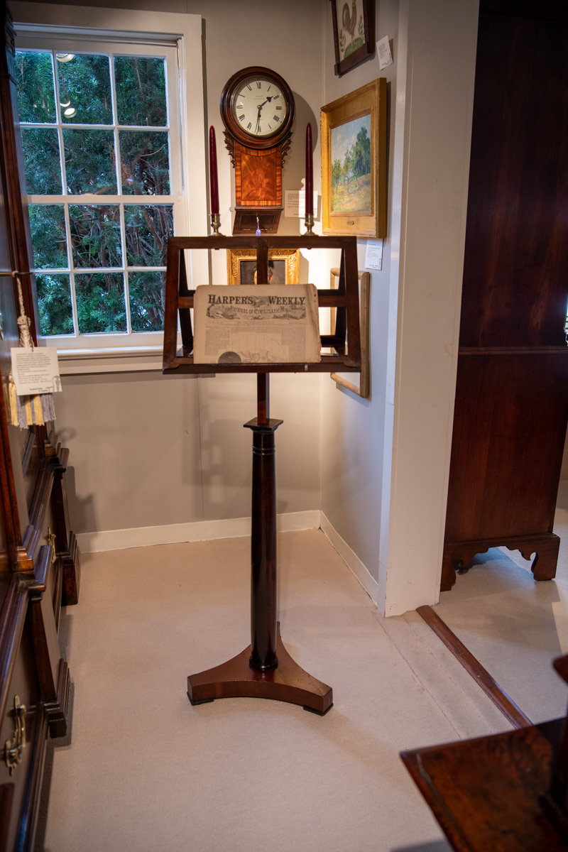 Early Book Or Music Stand