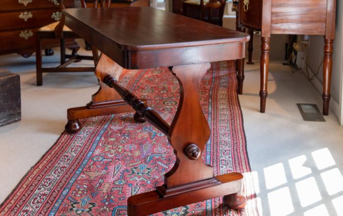 William IV Mahogany Sofa Table