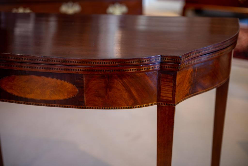 A Fine Federal Mahogany - detail I